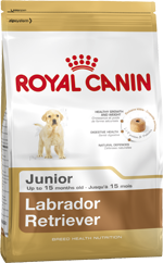 Royal Canin Labrador Retriever Junior Complete Food 3Kg