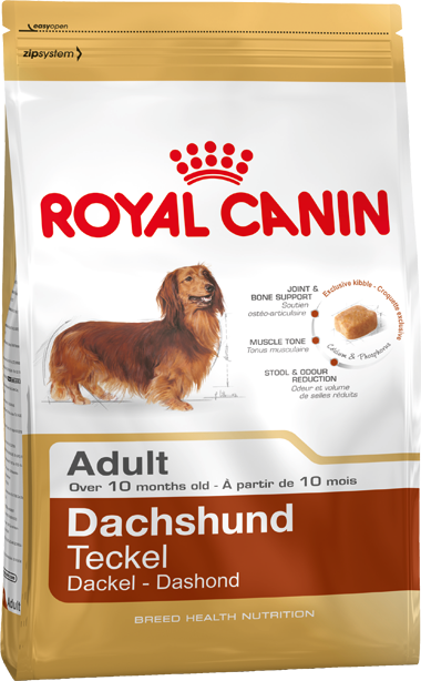 Royal Canin Dachshund Adult Complete Food 7.5Kg