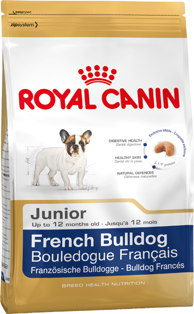 Royal Canin French Bulldog Junior Complete Food 3Kg