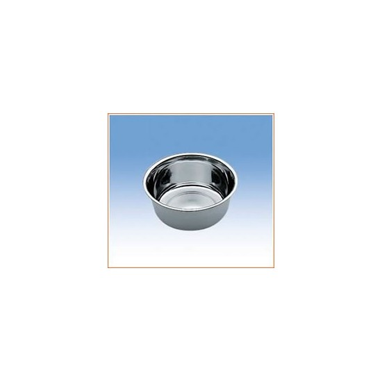 Stainless Steel Bowl For Dogs and Cats 6.5 Inches