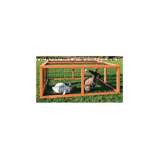 Natura Outdoor Animal Enclosure 109x116x48cm