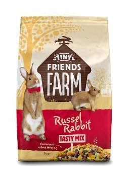 Russel Rabbit Tasty Mix 2.5Kg