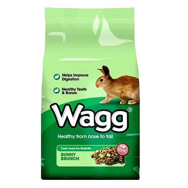 Wagg Rabbit Food 15Kg