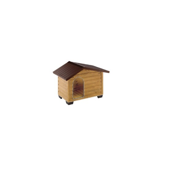 Ferplast Canada 4 Outdoor Dog Kennel