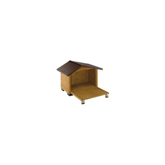 Ferplast Canada 2 Outdoor Dog Kennel