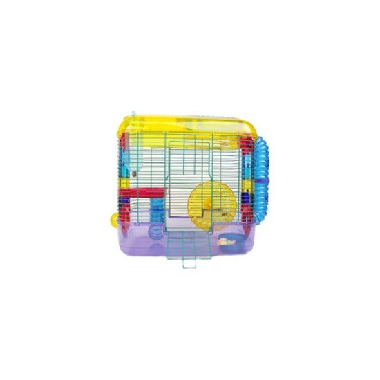 Superpet Crittertrail 2 Hamster Cage With Tubes