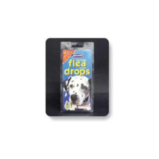 Johnsons Dog Flea Drops For Large Dogs 4 Week Pack
