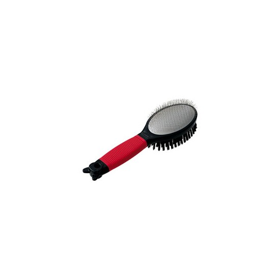 Ferplast Oval Combination Dog Brush F5950