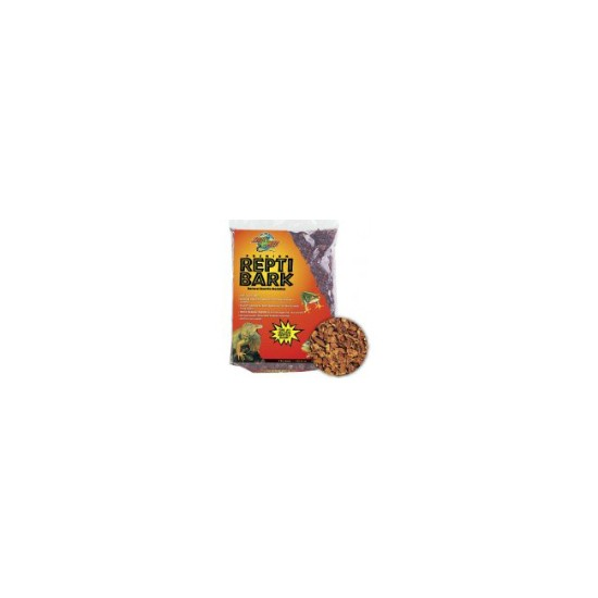 Zoo Med Repti Bark Substrate For Reptiles 4.4L