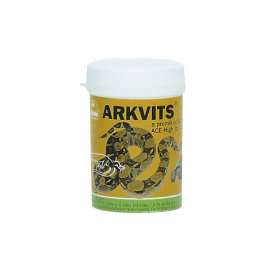 Vetark Arkvits 50g Reptile Vitamin Supplement