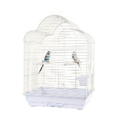 Brasilia White Bird Cage