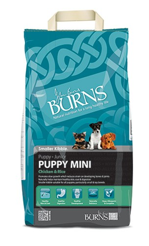 Burns Puppy Mini 12Kg