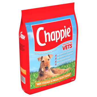 Chappie Chicken Complete Adult Dog Food 15Kg