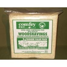 Briefcase Wood Shavings