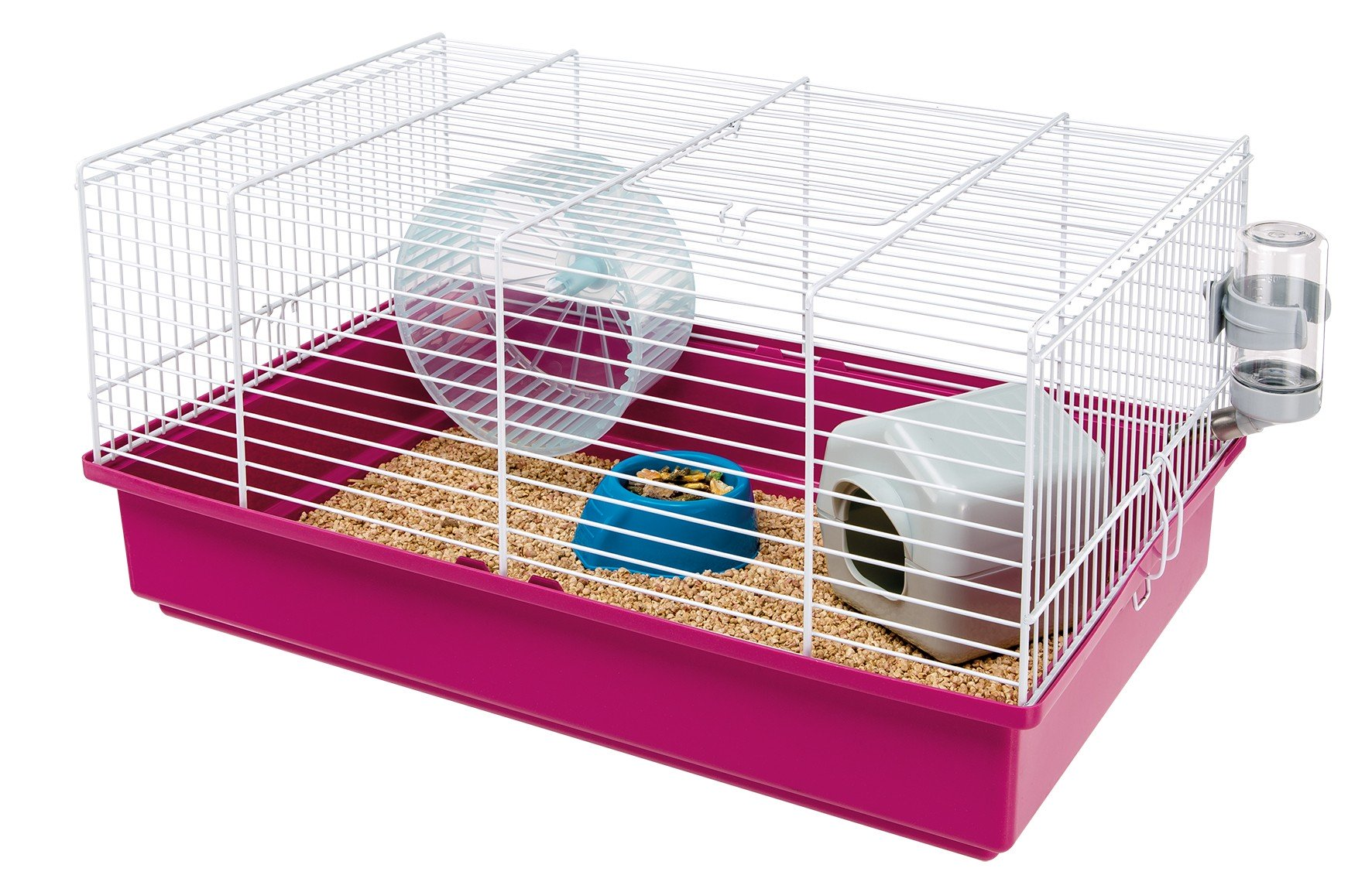 Ferplast Criceti 9 Hamster Cage With Accessories