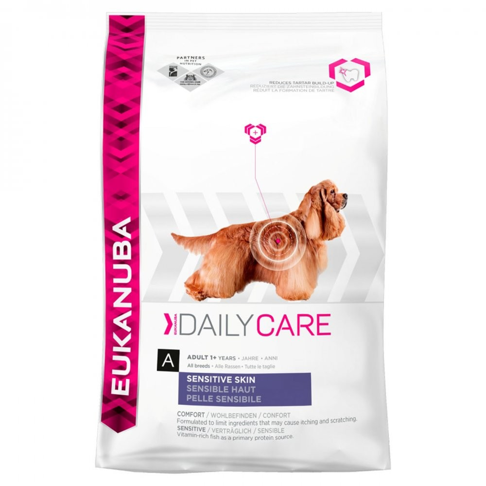 Eukanuba Sensitive Skin 3KG