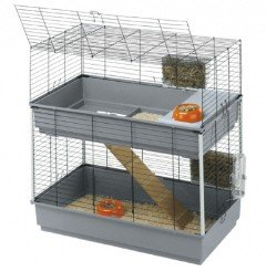 ferplast rabbit 100 double cage