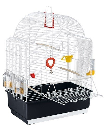 Ferplast Ibiza Open Front Bird Cage & Accessories