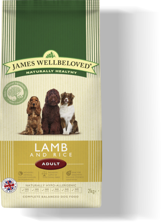 James Wellbeloved Adult Dog Food Lamb