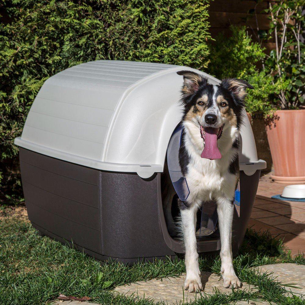 Ferplast Kenny 05 Indoor And Outdoor Dog Kennel