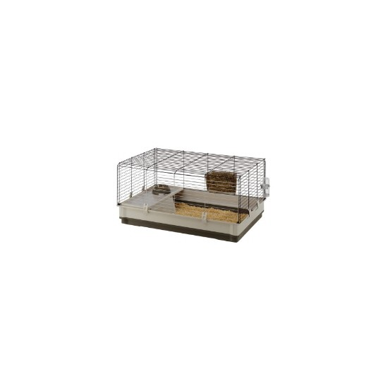 Ferplast Krolik Large Cage for Rabbits/Guinea Pigs