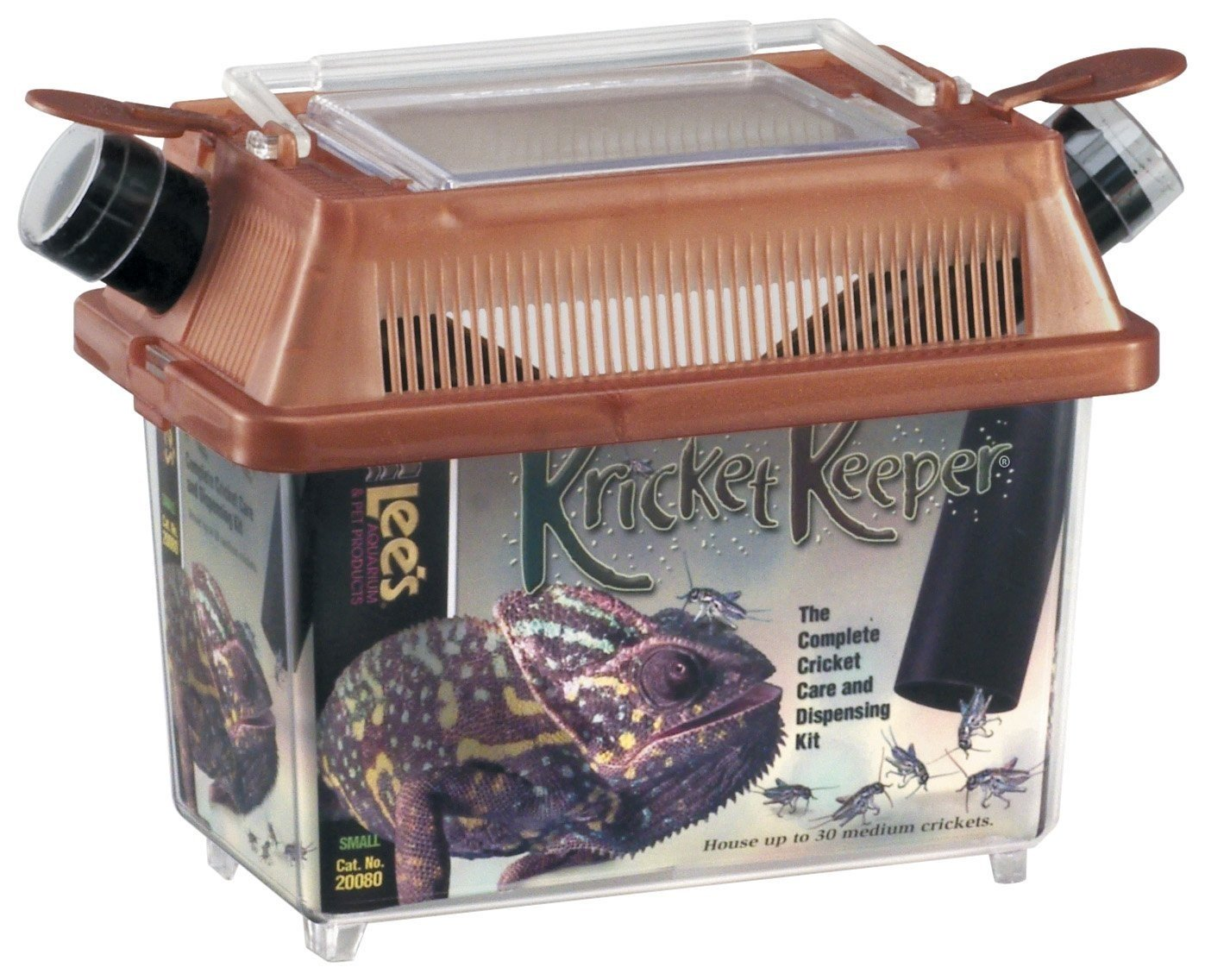 Lees Kricket Reptile Food Keeper - Regular
