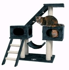 Malaga Cat Furniture With Hammock and Ladders