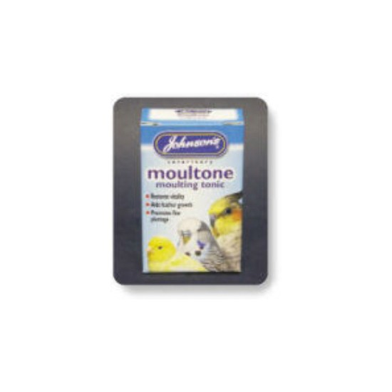 Johnsons Moultone 15ml For Cage Birds