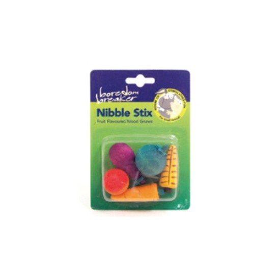 Boredom Breaker Nibble Stix For All Small Animals