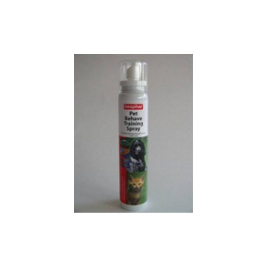 Baephar Pet Behave Spray -Stops Chewing/Scratching