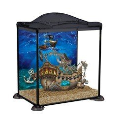 Marina Pirate Fish Tank kit 17 Litres