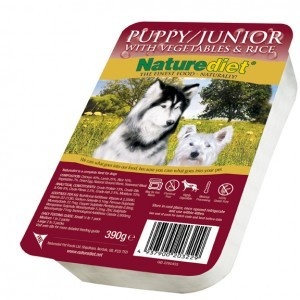 Nature Diet Puppy & Junior (single) Hypo-allergenic