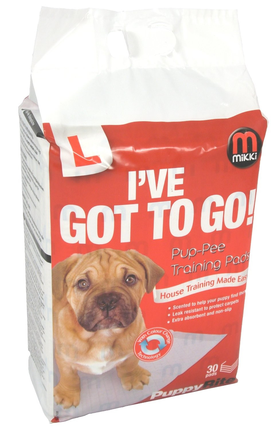 Pup-pee Pads Puppy Training Pads 30 Pack