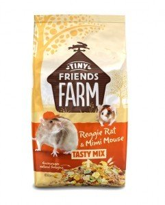 Reggie Rat And Mimi Mouse Tasty Mix 850g