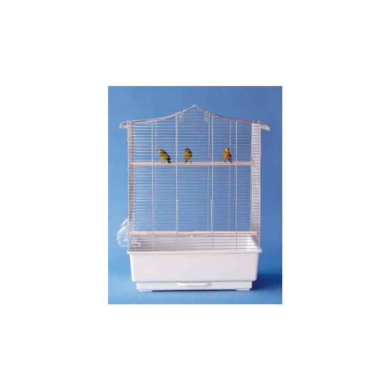Rialto Chrome Bird Cage