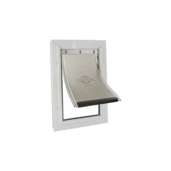 Staywell Medium Aluminium Dog Door