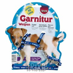 Trixie Puppy Harness and Lead Set