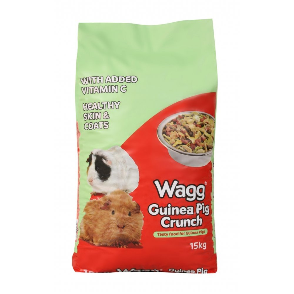 Wagg Guinea Pig Food 15Kg