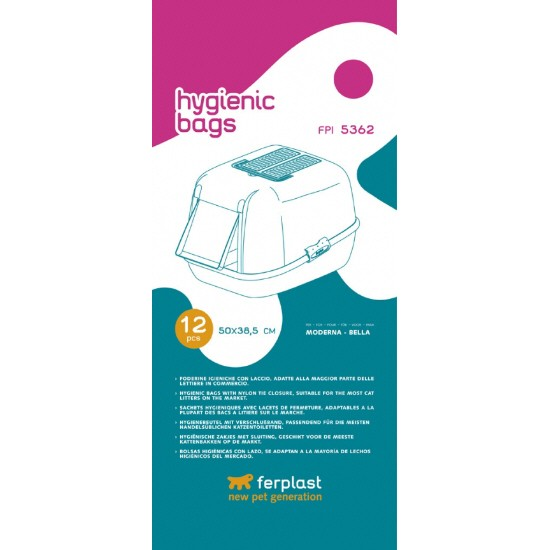 Ferplast FPI 5362 Hygienic Liner for Bella/Moderna