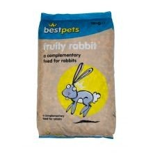 Best Pets Fruity Rabbit Food 15Kg