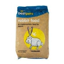 Best Pets Rabbit Food 15Kg