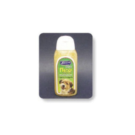 Johnsons Flea Repellent Dog Shampoo 125ml