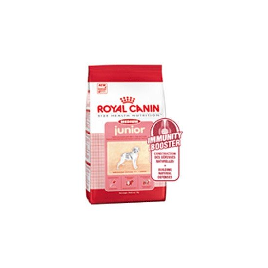 Royal Canin Medium Junior Complete Food 15Kg