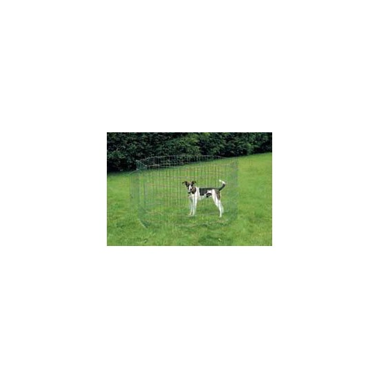 Eight Sided Enclosure For Puppies Or Dogs