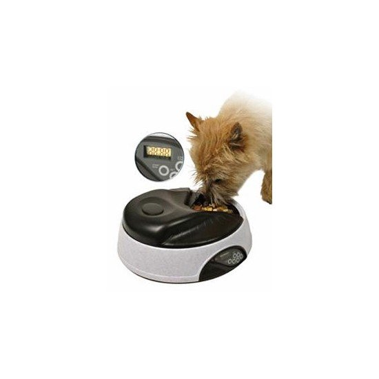 Trixie TX4 Automatic Feeder For Cats and Dogs