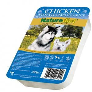 Nature Diet Chicken (Single) Hypo-allergenic