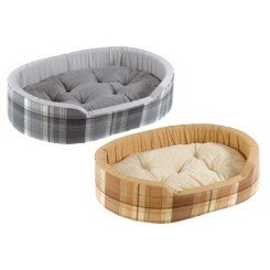 Ferplast Dandy 45 Washable Soft Dog Bed