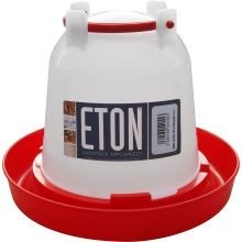 Eton chicken drinker