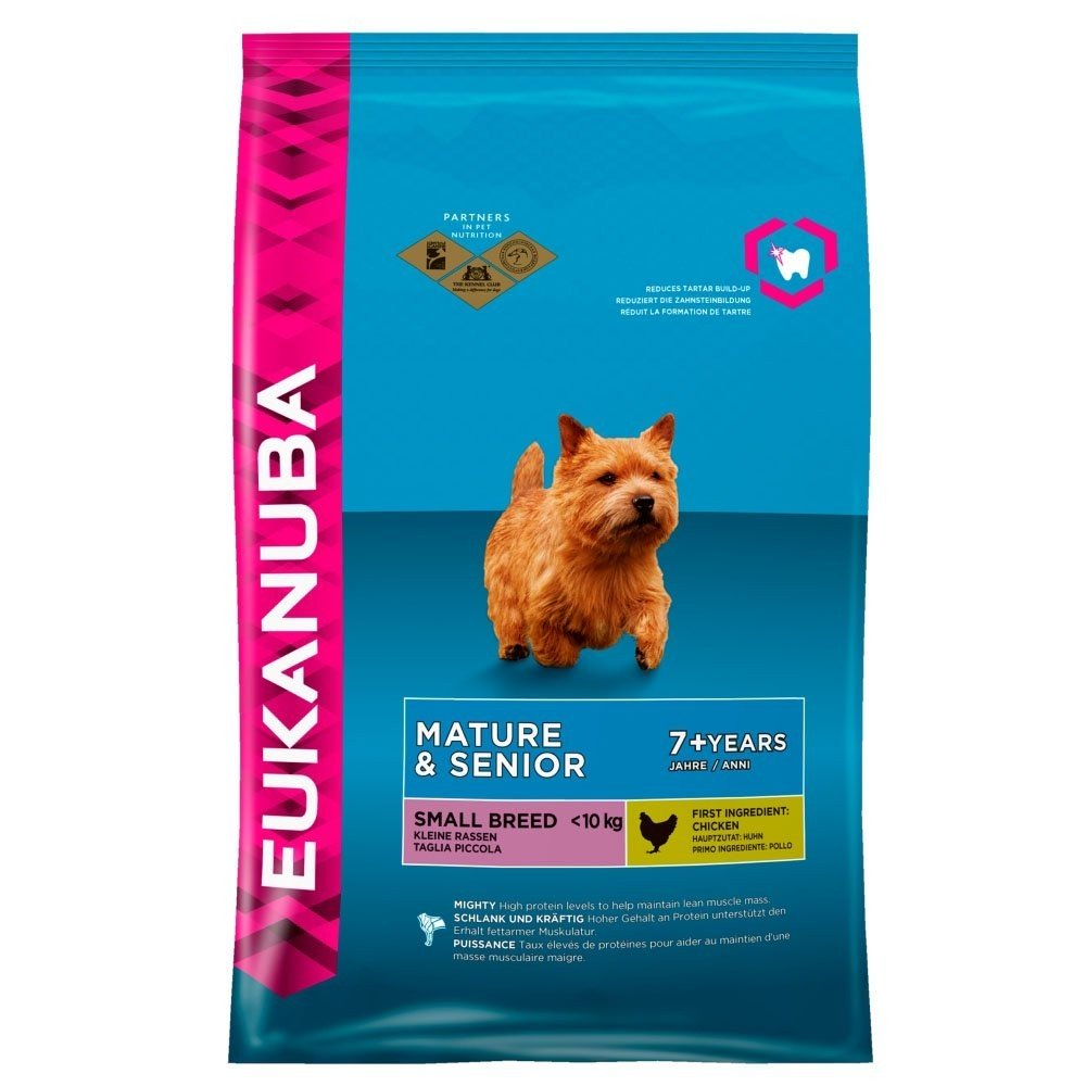 Eukanuba Mature & Senior Small Breed 1KG