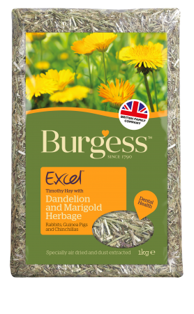 Excel Herbage with Dandelion & Marigold
